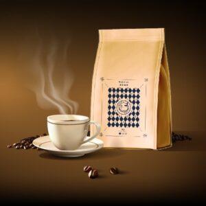 鯨湛咖啡熟豆系列